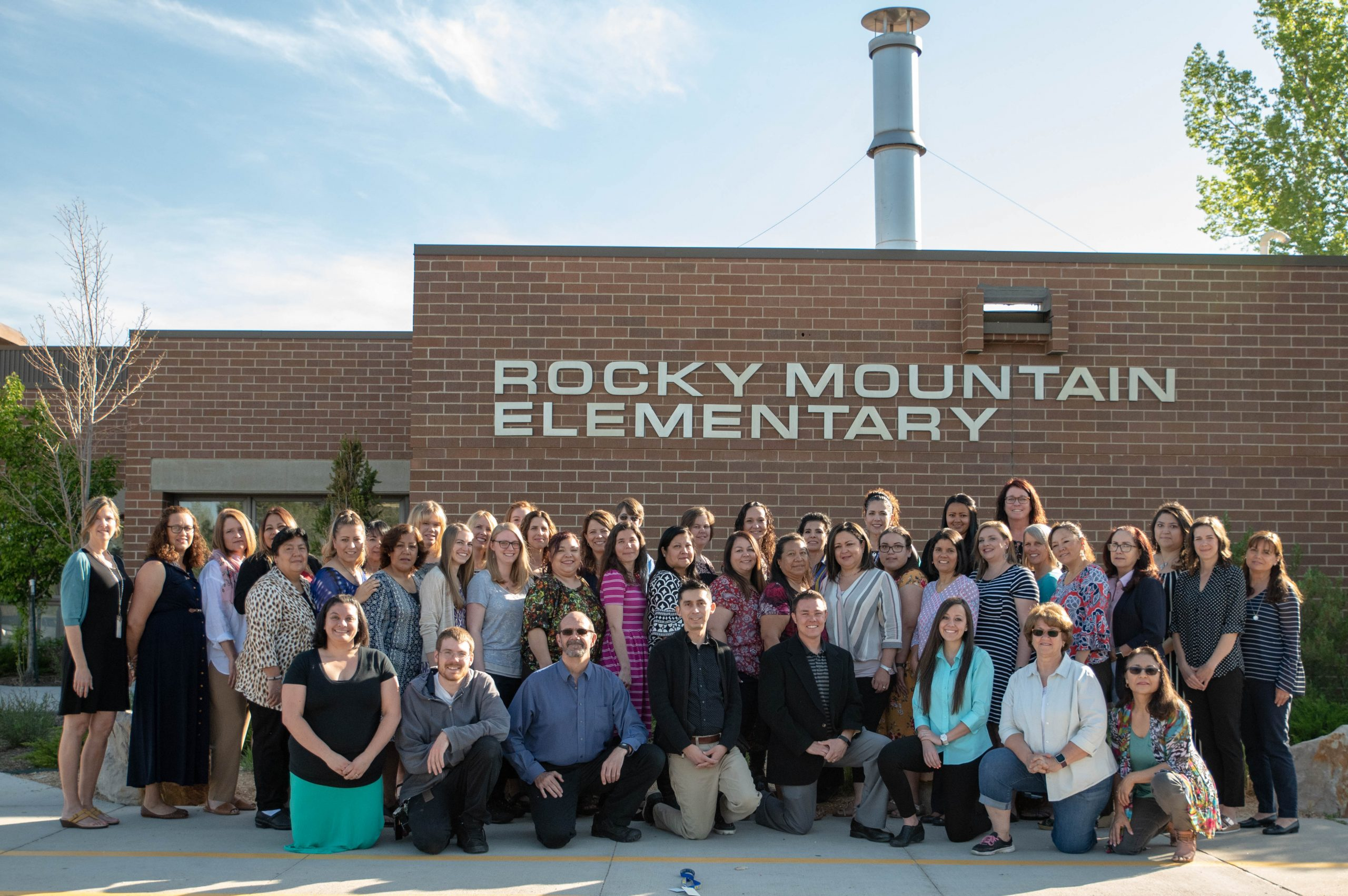 Rocky Mountain Elementary School Staff